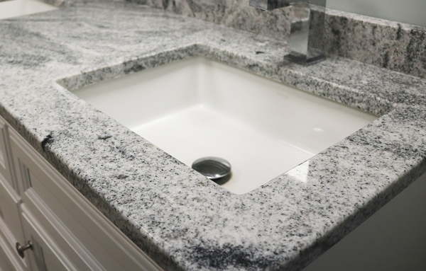 Custom designed countertops in Central New York