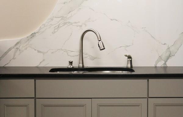 Custom designed kitchen and Bathroom countertops in Syracuse NY