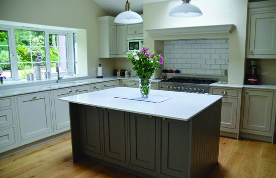 Custom designed kitchen and Bathroom countertops in Syracuse  and Liverpool NY