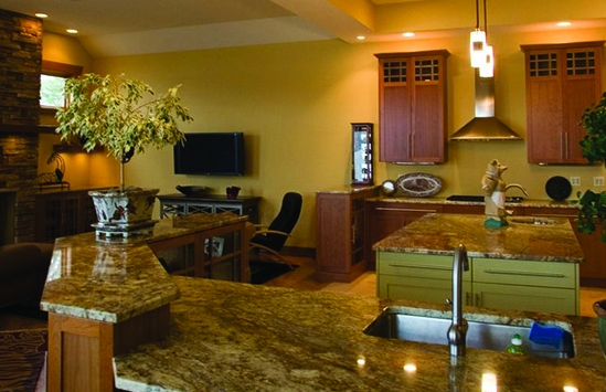 Kitchen and bathroom countertop showroom in Syracuse