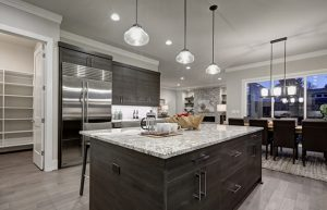 Custom designed Kitchen Countertops in Syracuse, Ithaca and Watertown