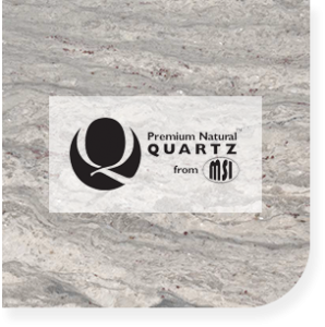 Stone Central uses Premium Natural Quartz from MSI brand products for custom designs and manufactures for businesses in Syracuse, Ithaca, Cortland and Skaneateles