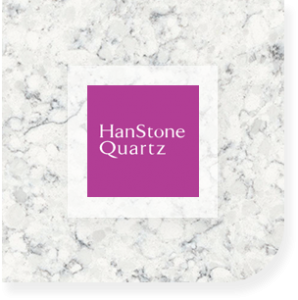 Stone Central uses HanStone Quartz for custom designs and manufactures for businesses in Syracuse, Ithaca, Cortland and Skaneateles