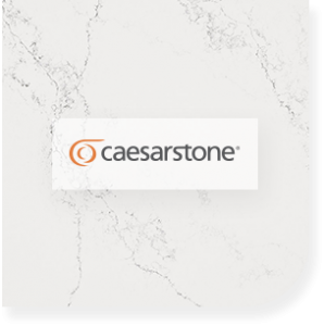 Stone Central uses CAESARSTONE brand materials for custom designs and manufactures for businesses in Syracuse, Ithaca, Cortland and Skaneateles