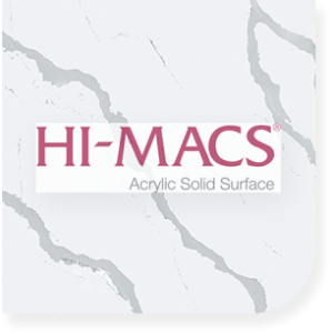 Stone Central uses HI-Macs for custom designs and manufactures for businesses in Syracuse, Ithaca, Cortland and Skaneateles