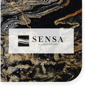 Stone Central uses SENSA brand materials for custom designs and manufactures for businesses in Syracuse, Ithaca, Cortland and Skaneateles