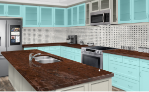 Kitchen Countertops designed and built in Syracuse serving Central, New York including Cortland, Ithaca, Binghamton, Watertown and Skaneateles
