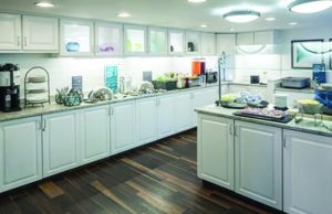Custom commercial countertop design and manufacturer in the Finger Lakes region of New York