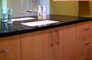Bathroom vanities and Countertops designed and built in Syracuse serving Central, New York including Cortland, Ithaca, Binghamton, Watertown and Skaneateles