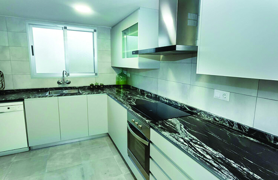 Residential Countertops designed and built in Syracuse serving Central, New York including Cortland, Ithaca, Binghamton, Watertown and Skaneateles