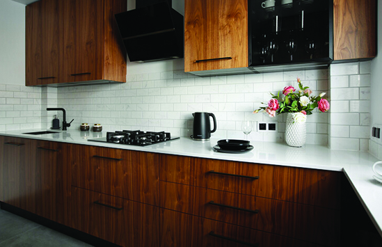 kitchen countertops designed and manufactured in Central New York
