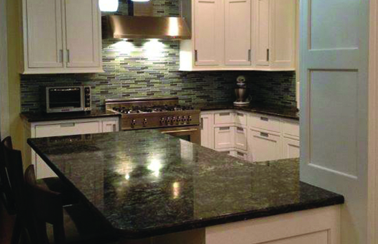Custom Countertops and Vanities for your home designed and built in Syracuse serving Central, New York including Cortland, Ithaca, Binghamton, Watertown, Liverpool and Skaneateles