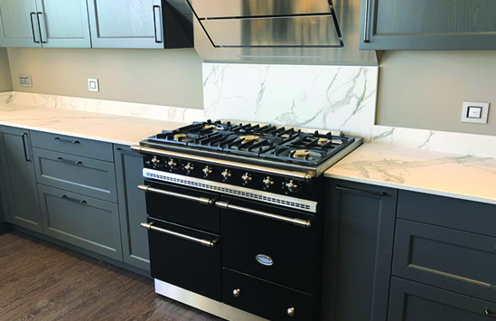 Residential Kitchen Countertops designed and built in Syracuse serving Central, New York including Cortland, Ithaca, Binghamton, Watertown and Skaneateles