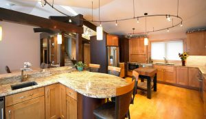 Kitchen countertop manufacturer in Syracuse serving Central, New York including Cortland, Ithaca, Binghamton, Watertown and Skaneateles