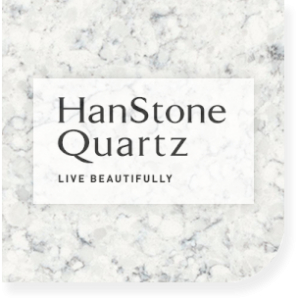 Hanstone Countertop manufacturer in Syracuse serving Central, New York including Cortland, Ithaca, Binghamton, Watertown and Skaneateles